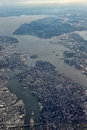 New York, Top View