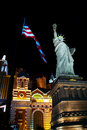 New York in Vegas Royalty Free Stock Photography