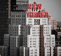 New Yorker Hotel Royalty Free Stock Photo