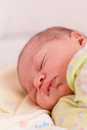 Newborn baby Royalty Free Stock Images