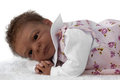 Newborn Baby Doll Royalty Free Stock Photo