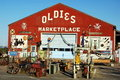 Newburyport, MA: Oldies Marketplace Stock Photography