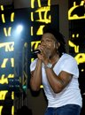 The Newest Newsboys, Michael Tait Royalty Free Stock Photo