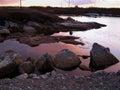 Newfoundland Scenic Royalty Free Stock Photo