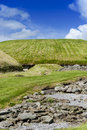 Newgrange Tomb Royalty Free Stock Photos