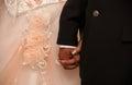 Newly-weds Stock Photos