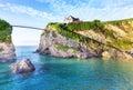 Newquay Atlantic ocean coast, Cornwall, England