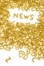 News concept Royalty Free Stock Image