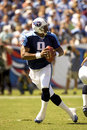 NFL Steve McNair Royalty Free Stock Photo
