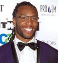 NFL Wide Receiver Larry Fitzgerald Stock Images