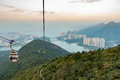 Ngong Ping 360 Royalty Free Stock Photo