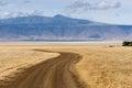 Ngorongoro Crater Royalty Free Stock Photo