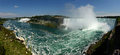 Niagara Fall Panoramic View Stock Photos
