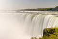 Niagara falls horseshoe in ontario canada Royalty Free Stock Photography