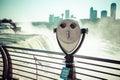 Niagara Falls in winter. Royalty Free Stock Photo