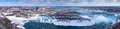 Niagara Falls during Winter Royalty Free Stock Photo