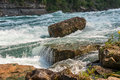 Niagara river rapids. Stock Photography