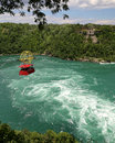 Niagara whirlpool Royalty Free Stock Photo