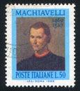 Niccolo Machiavelli Royalty Free Stock Photo