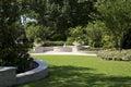 Nice Arboretum In Dallas