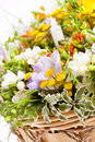 Nice bouquet Royalty Free Stock Image