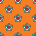 Nice and elegant seamless vector pattern.