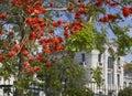 Historic Lycee Massena In Nice