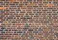 Nice old brickwall Royalty Free Stock Photo