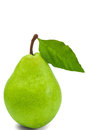 Nice pear Royalty Free Stock Images