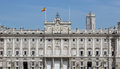 Nice spanish palace Royalty Free Stock Photo
