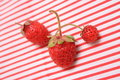 nice strawberry Royalty Free Stock Photo