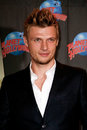 Nick carter new york sep singer promotes his new book facing the music and living to talk about it at planet hollywood times Stock Photos