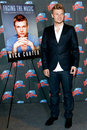 Nick carter new york sep singer promotes his new book facing the music and living to talk about it at planet hollywood times Royalty Free Stock Photography