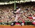 Nick johnson new york yankees b image taken from color slide Stock Images