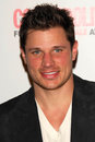 Nick lachey at the cosmopolitan fun fearless male awards day after hollywood ca Royalty Free Stock Images
