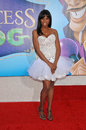 Nicki micheaux walt disney at the the princess and the frog world premiere studios burbank ca Stock Image