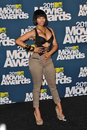 Nicki minaj mtv movie awards gibson amphitheatre universal studios hollywood june los angeles ca picture paul smith featureflash Royalty Free Stock Photography