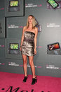 Nicky hilton arriving at the t mobile sidekick lx launch event at paramount studios in in los angeles ca on may Royalty Free Stock Image