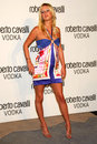 Nicky hilton at the roberto cavalli vodka launch party private residence bel air ca Royalty Free Stock Photo