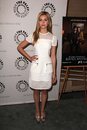 Nicola peltz at bates motel reimagining a cinema icon paley center for media beverly hills ca Stock Image