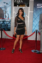 Nicole ari parker arriving at the surrogates premiere el capitan theater los angeles ca september Stock Photo