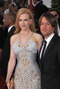 Nicole Kidman, Keith Urban Royalty Free Stock Photography