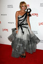 Nicole richie at lacma presents the unmasking lacma los angeles ca Royalty Free Stock Photos