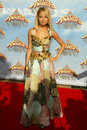 Nicole richie at the mtv movie awards shrine auditorium los angeles ca Royalty Free Stock Photo