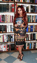 Nicole snooki polizzi huntington ny jan reality tv star signs her book baby bumps from party girl to proud mama and all the messy Royalty Free Stock Photo