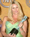 Nicolette sheridan th annual screen actors guild awards shrine auditorium los angeles ca january Royalty Free Stock Photo