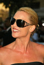 Nicollette sheridan at the world premiere of mr mrs smith at mann village theater westwood ca Royalty Free Stock Images