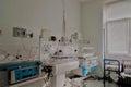 Nicu nersury unit for premature babies