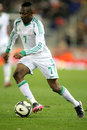 Nigerian player Ahmed Musa Stock Photography