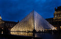 Night of the Louvre